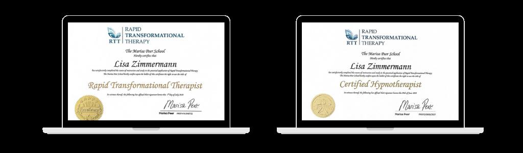 Certificated RTT Website